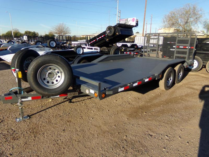 2019 PJ Trailers B5 BUGGY / CAR / UTV / HAULER STEEL DECK Car / Racing Trailer