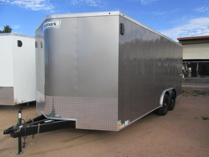 2018 Haulmark 85x18 Enclosed Cargo Trailer