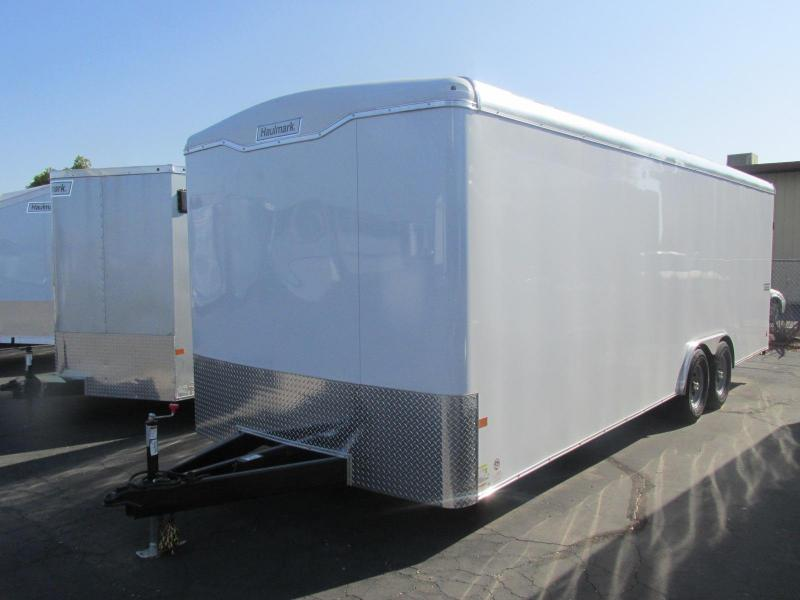 2017 Haulmark Transport Enclosed Cargo Trailer