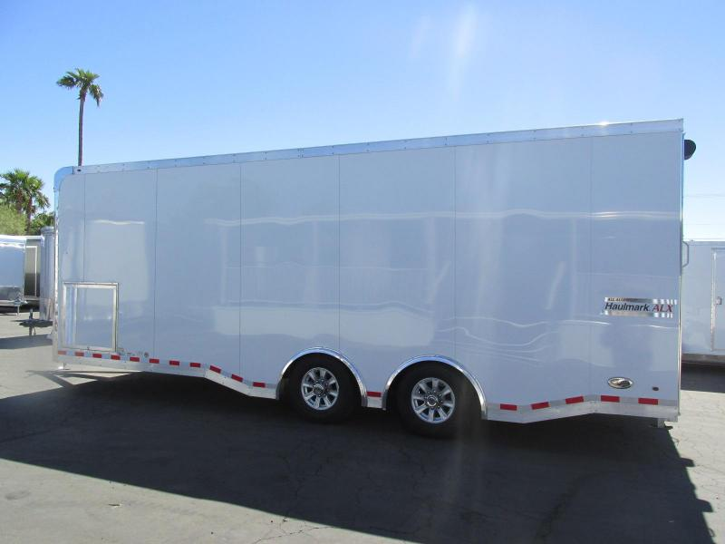2018 Haulmark 8.5 X 24 Enclosed Cargo Trailer