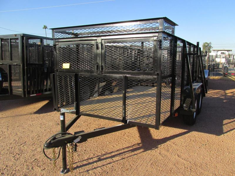 2017 Other 83X14 LANDSCAPE Utility Trailer