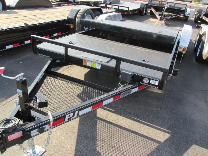 BLACK FRIDAY SALE! PJ Trailers T5 Car / Racing Tilt Trailer