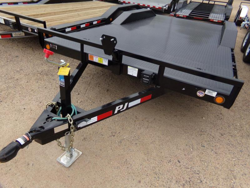 "102""x18' PJ Buggy Hauler Trailer w/ Drive over fenders!"