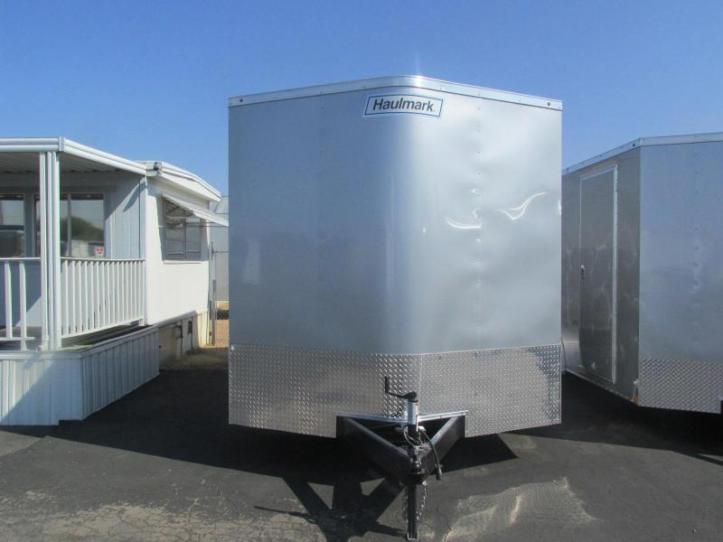2018 Haulmark 8.5x18 Passport Enclosed Cargo Trailer