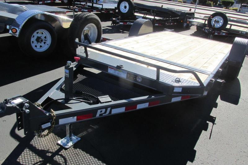 16 Single Axle Trailer : Flatbed trailers dump utility and cargo