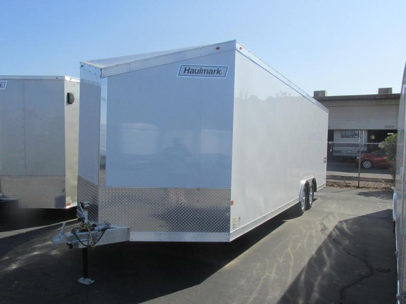 2017 Haulmark HAUV85X24WT3 Enclosed Cargo Trailer