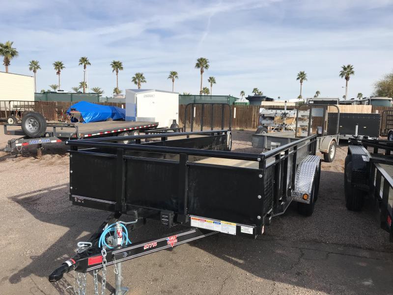 2019 PJ Trailers 77x16 Utility Trailer