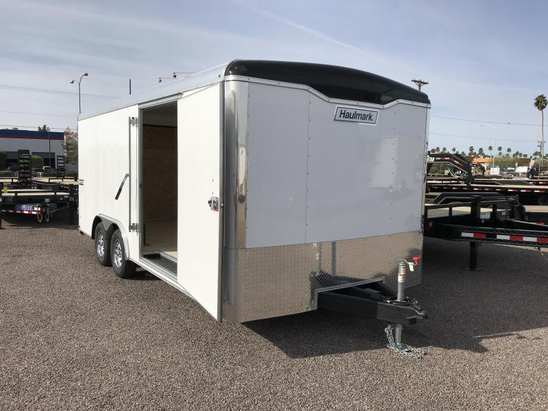 2019 Haulmark 8.5x18 Enclosed Cargo Trailer