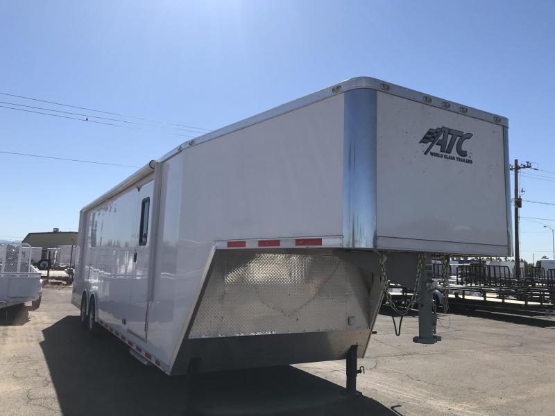 2018 ATC 8.5X34 Enclosed Cargo Trailer