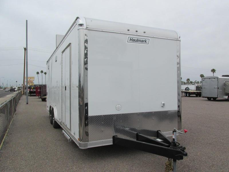 2018 Haulmark 8.5x24 Enclosed Cargo Trailer
