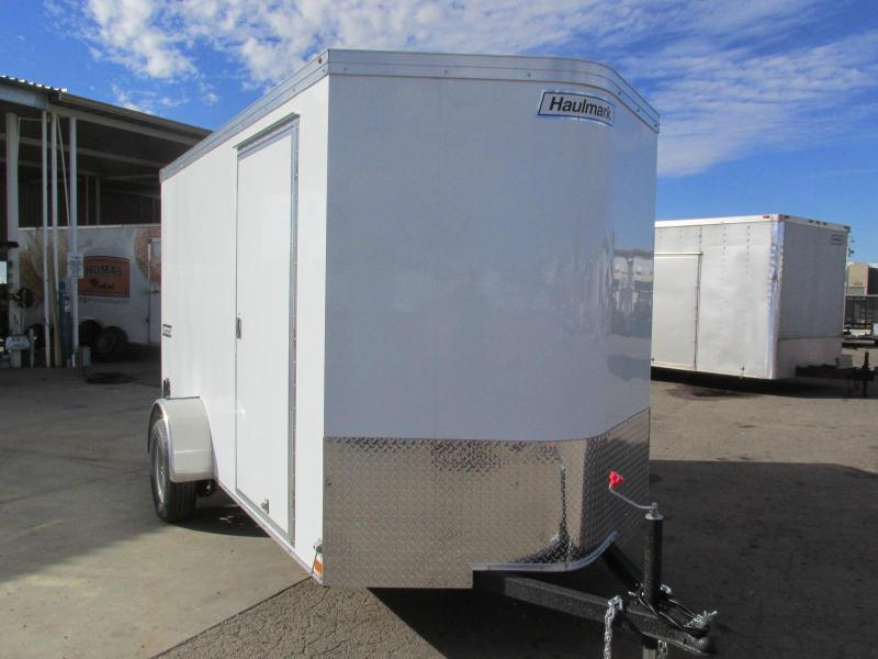 2019 Haulmark 6X12 Enclosed Cargo Trailer