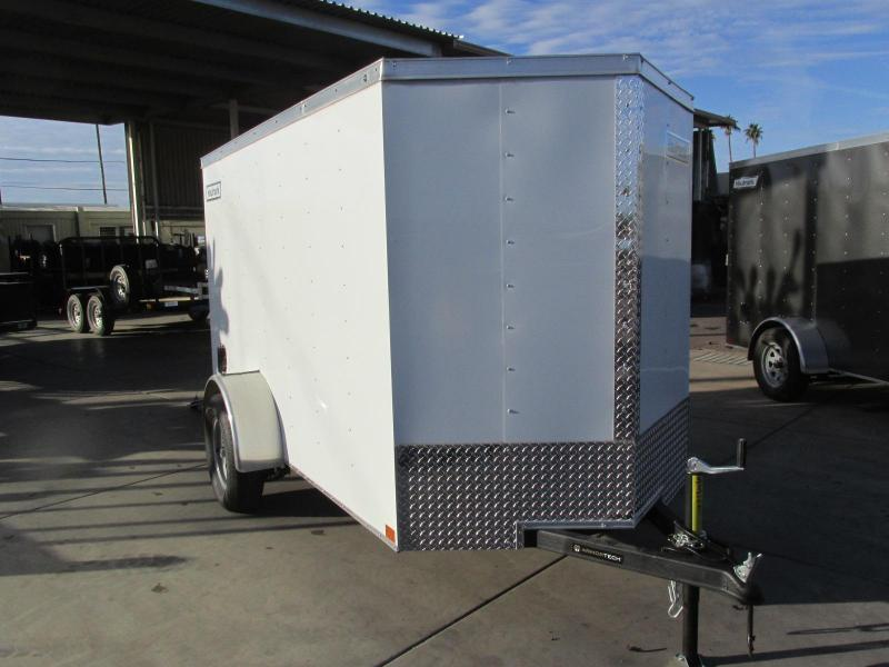 2018 Haulmark 5x10 Enclosed Cargo Trailer