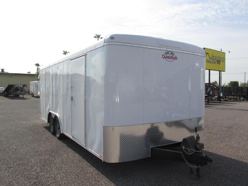 2018 Cargo Mate 8.5X20 Enclosed Cargo Trailer