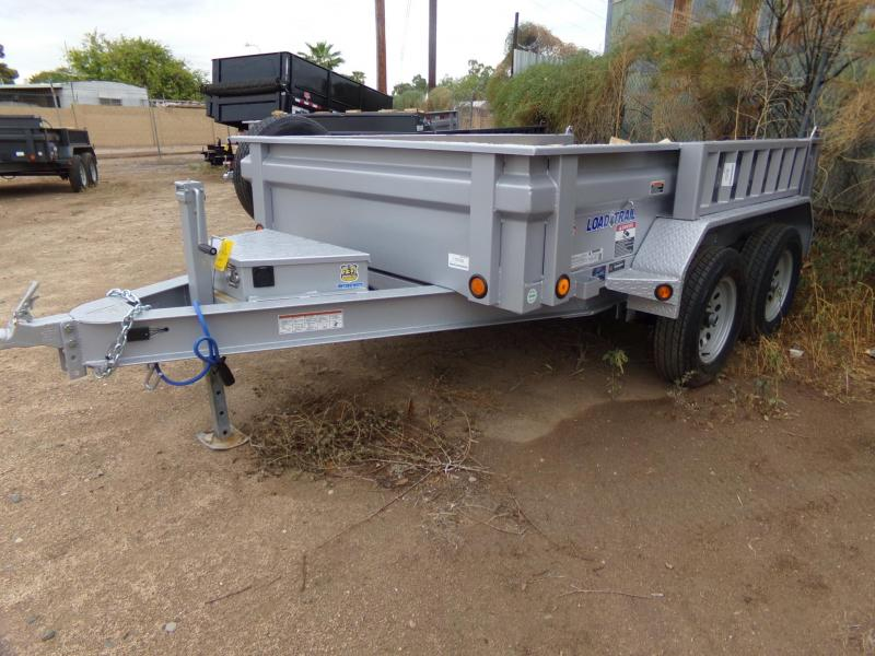 2019 Load Trail 10 X 6 TANDEM DUMP TRAILER Dump Trailer