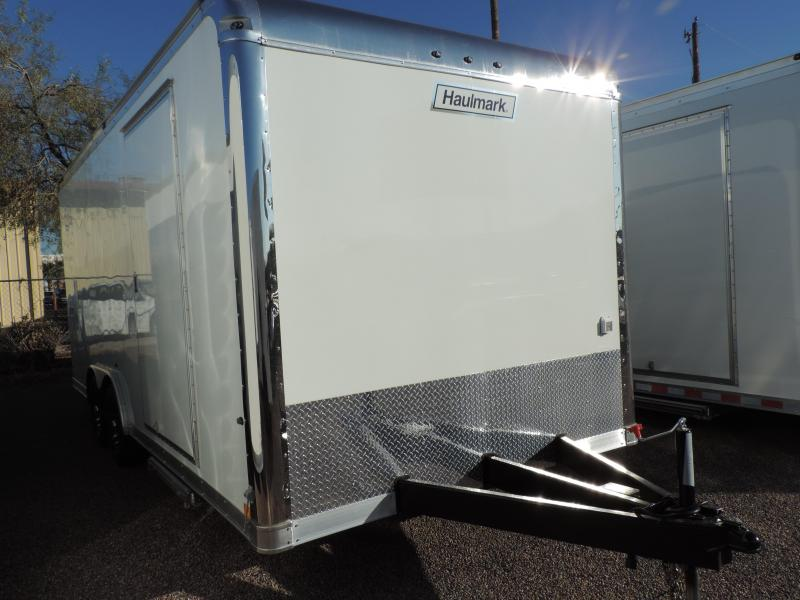 2019 Haulmark 85x20 Enclosed Cargo Trailer