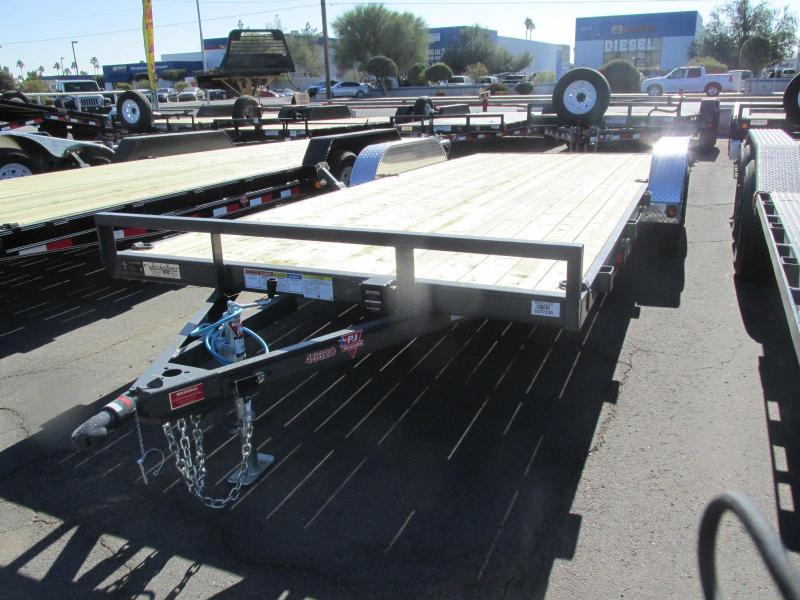 2018 PJ Trailers 83x20 Car / Racing Trailer