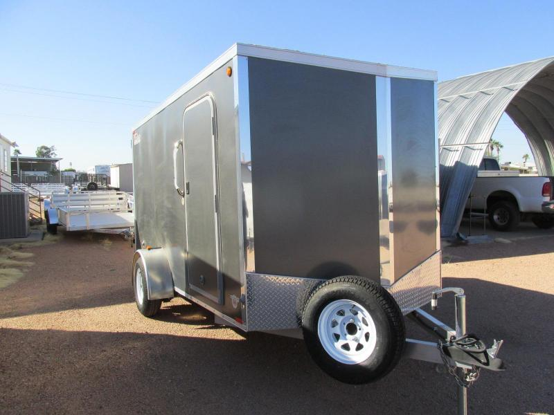 2014 Legend Manufacturing 6X13 Enclosed Cargo Trailer