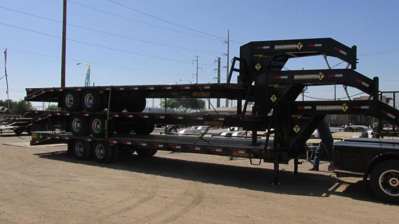 2017 Diamond T Trailers DTF10230 Flatbed Trailer
