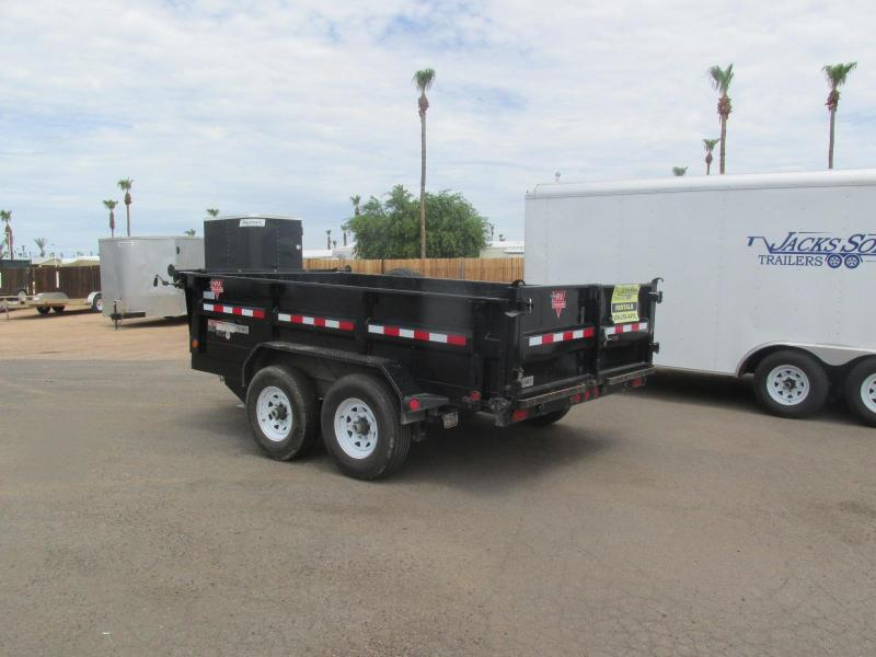 RENT ME!!!!2016 PJ Trailer Rental Trailer *NOT FOR SALE* D7 Dump Trailer