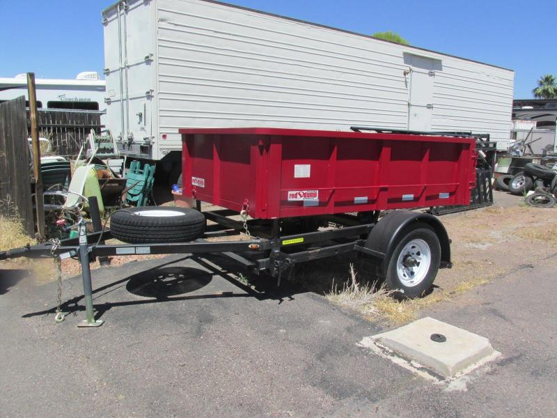 Inventory Reduction! Must Go!!! 2015 RED E DUMP 8