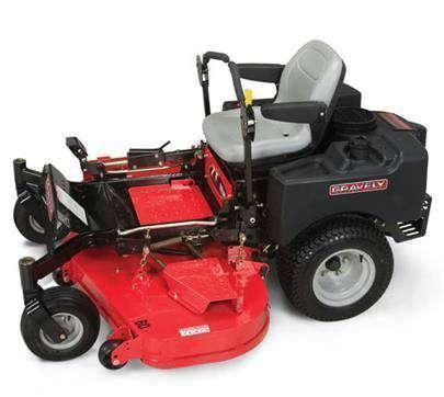 Gravely ZT HD 52 Lawn Mower