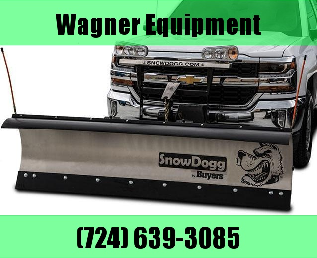 FREE INSTALLATION! SnowDogg MD80 Snow Plow
