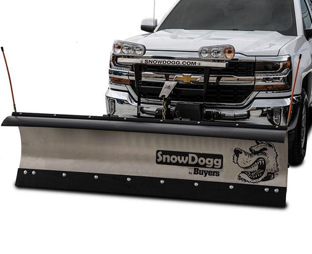 SnowDogg MD80 Snow Plow - FRESH NEW INVENTORY