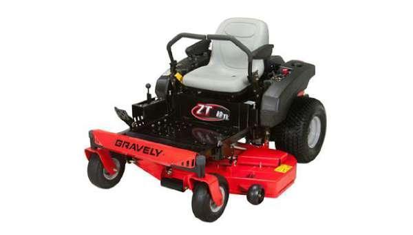 2016 Gravely ZT XL 42 Lawn Mower
