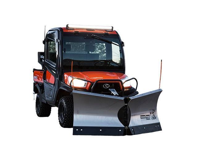 SnowDogg VUT65 Flare Snow Plow