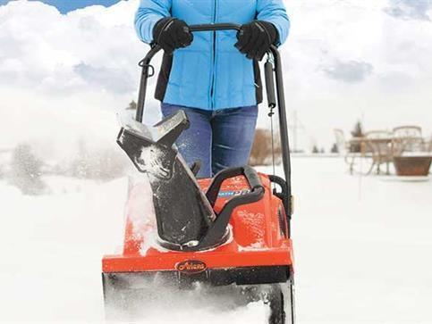 Ariens Path-Pro 208E Sno-Thro Snowblower