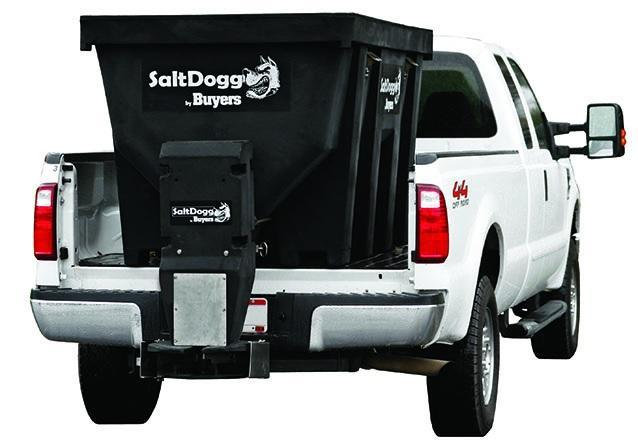 SaltDogg SHPE1000 Salt & Sand Spreader - FRESH NEW INVENTORY