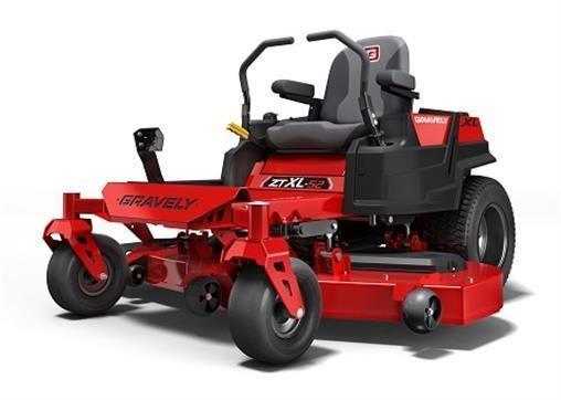 "ZT XL 42- 21.5hp Kawasaki FR651 V-Twin w/42"" Fabricated ZT 2800 Transaxle"