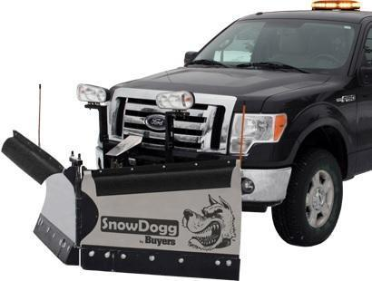 SnowDogg VMD75 Snow Plow - FRESH NEW INVENTORY