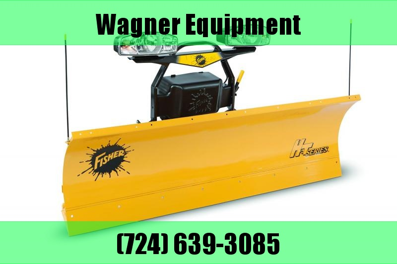 "Fisher 7'6"" HT Snow Plow"