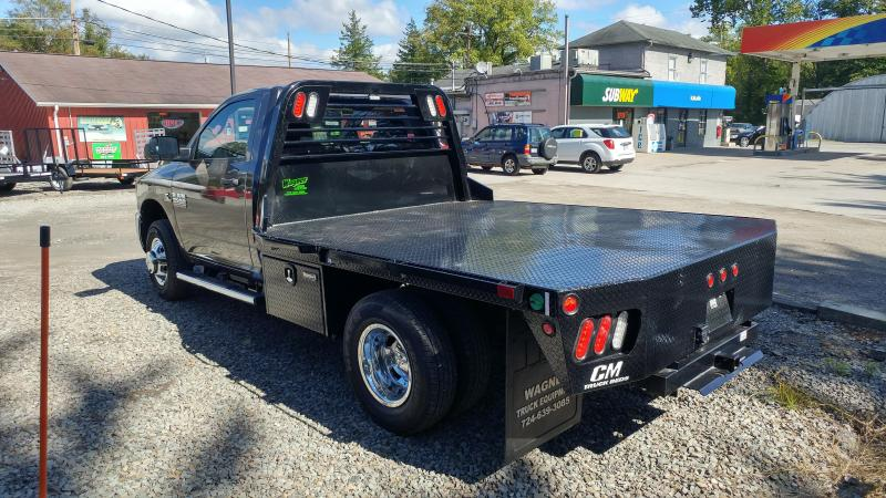 CM RD Steel Flatbed FORD SRW 8