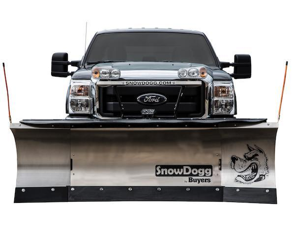 SnowDogg XP810 Snow Plow - CLEARANCE - LAST ONE IN STOCK!