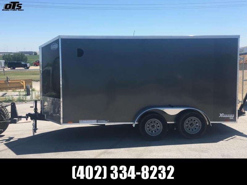 2019 Look Trailers XLW7X14TE2 Enclosed Cargo Trailer