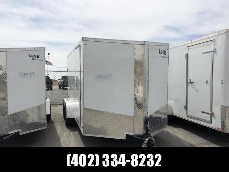 2018 Look 7 x 14 Enclosed Cargo Trailer