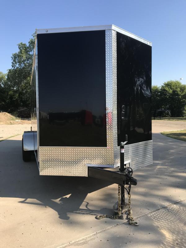2020 Salvation Trailers 7x18 Enclosed Cargo Trailer