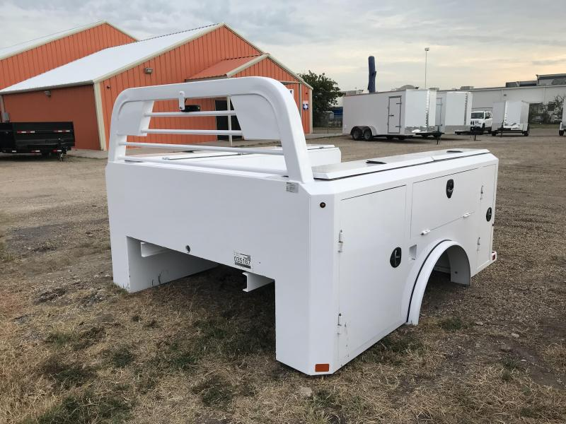 2020 NORSTAR SC SERIES TRUCK BED