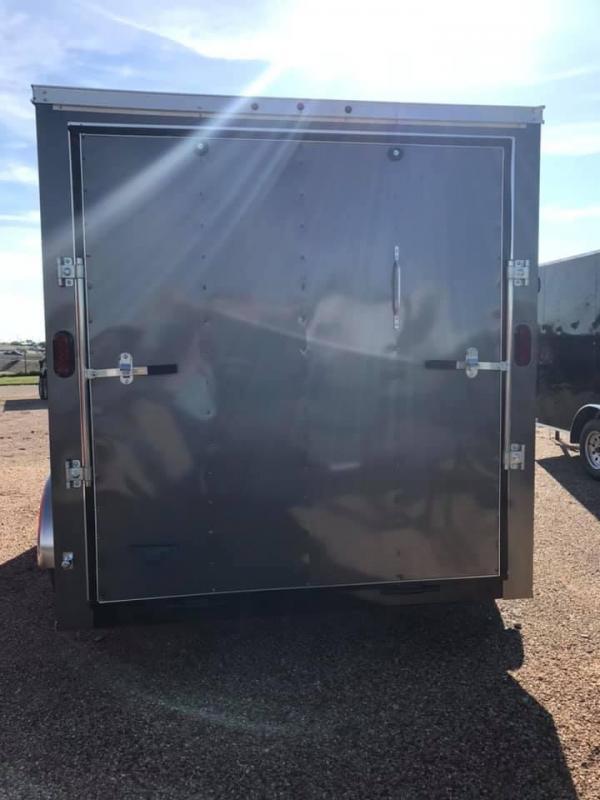2019 Salvation 7x14 Enclosed Cargo Trailer