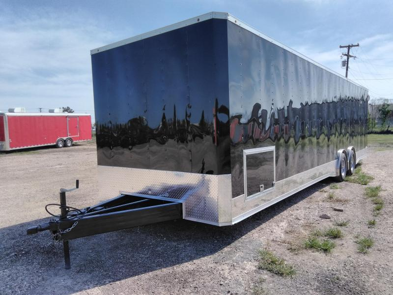2019 Salvation Trailers 8.5X32TA RACE Car / Racing Trailer