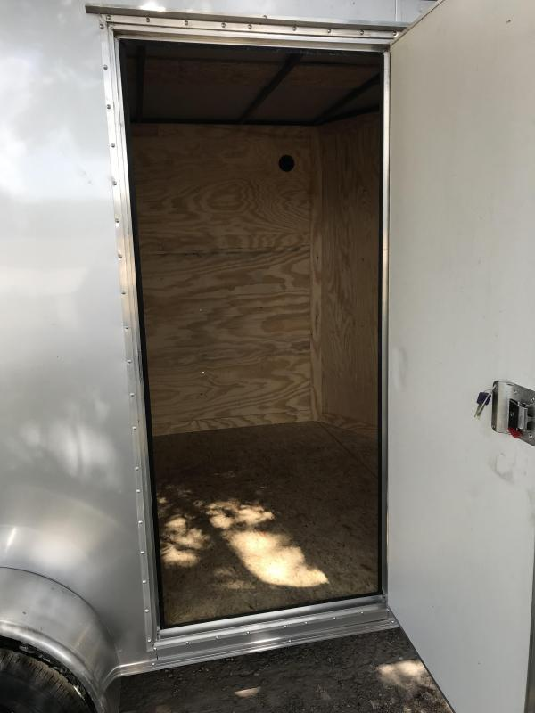 2020 Salvation 7x12 Enclosed Cargo Trailer