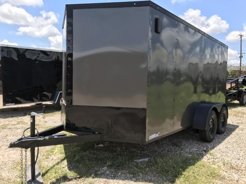 2019 Salvation 6X14 Enclosed Cargo Trailer