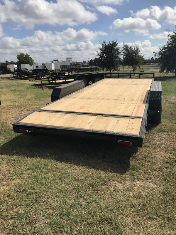2019 83x20 Car Hauler Utility Trailer