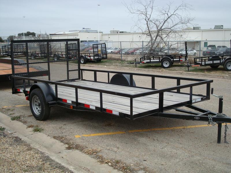 2018 Salvation Trailers 83X14 Utility Trailer