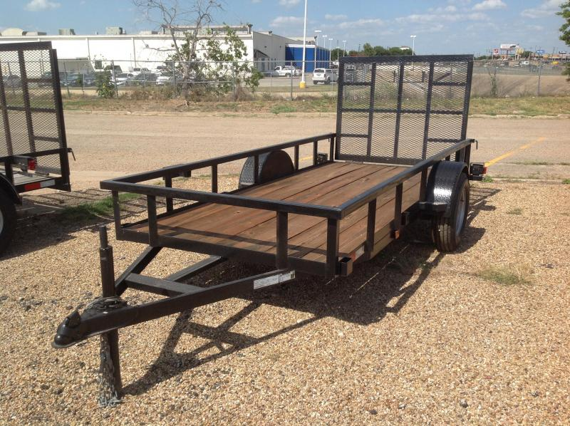 2018 Salvation Trailers 5X12 Utility Trailer