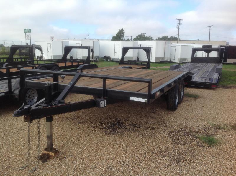 2018 Salvation Trailers 96X18 Utility Trailer