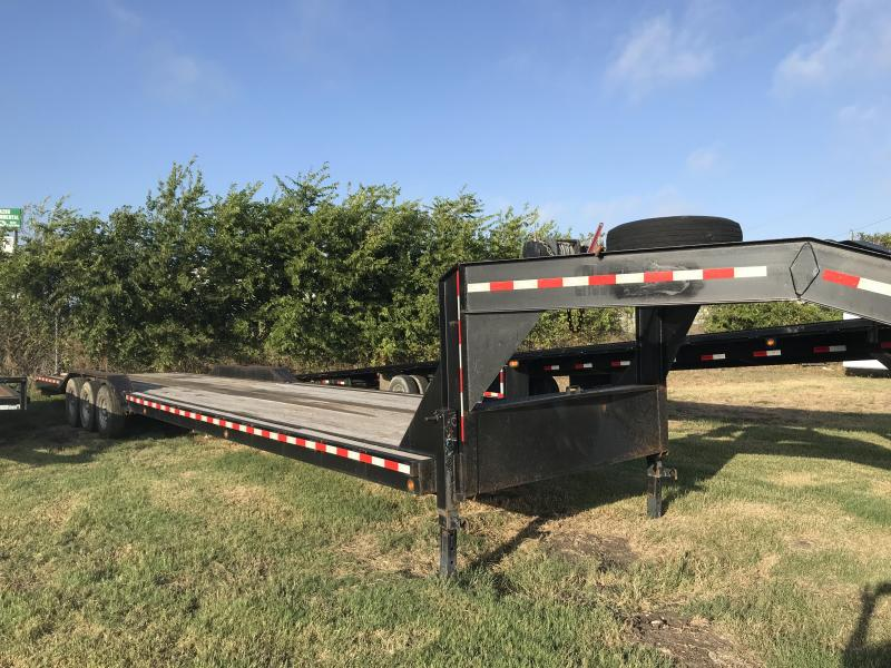 2018 USED Salvation 102X40 Equipment Trailer