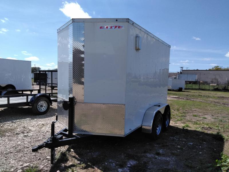 2018 Salvation Trailers 6X10 Enclosed Cargo Trailer
